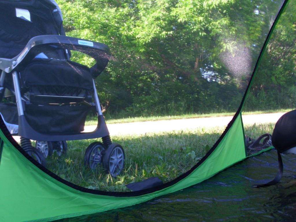 Mosquito-Net Tent