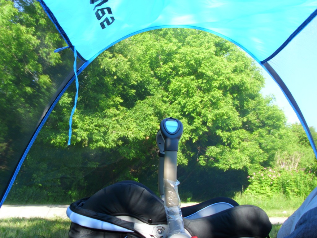 baby bug tent