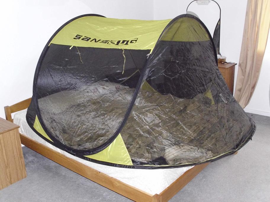 bedbug tent