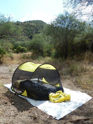 snake scorpion proof tent