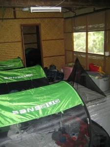 Pop-up Mosquito Nets