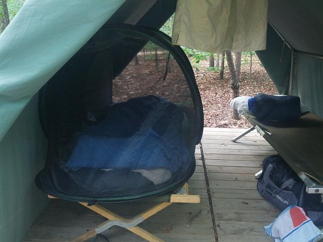 Camp T. Brady Saunders