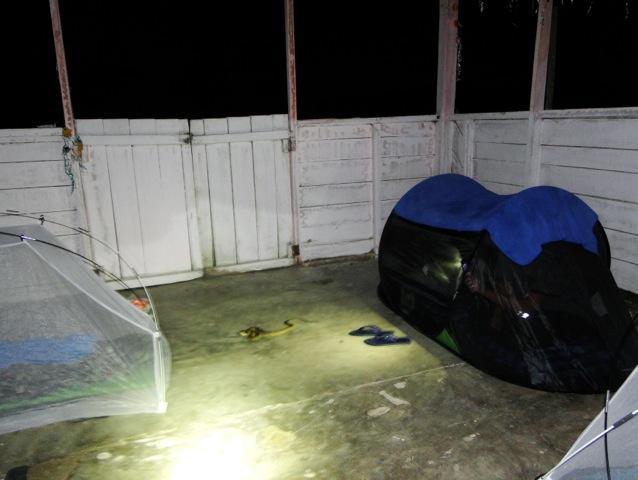 snake tent 2