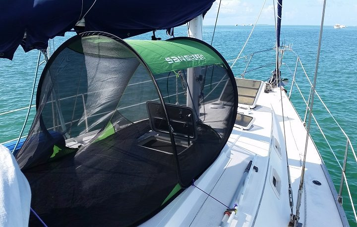 Boat Tent