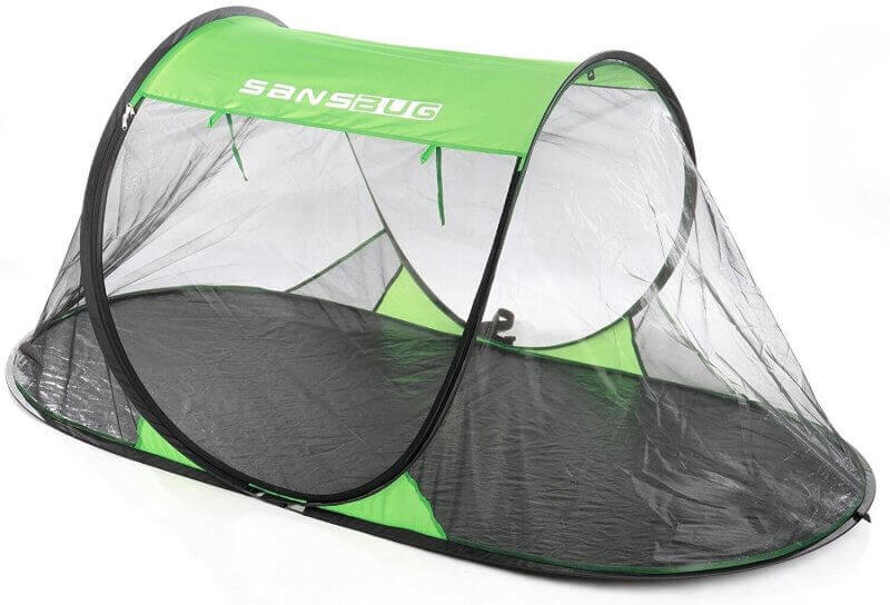 Sansbug Free Standing Pop Up Mosquito Net Screen Tents