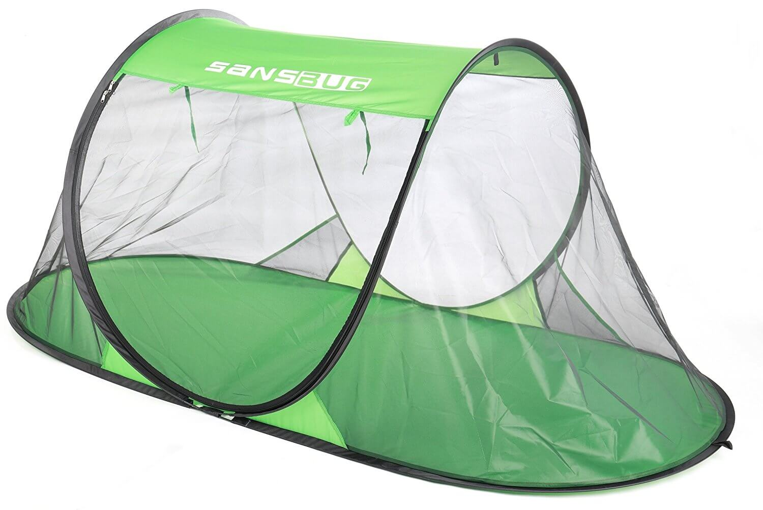 bug shelter · pop-up mosquito tent  sc 1 st  SansBug & 1-Person (Poly Floor) | SansBug