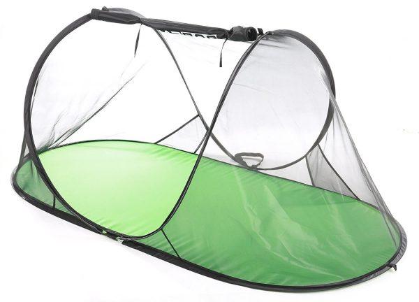 free-standing bug hut