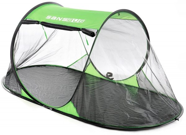 mesh tent