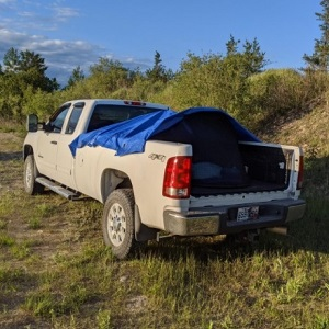 pickup truck tent